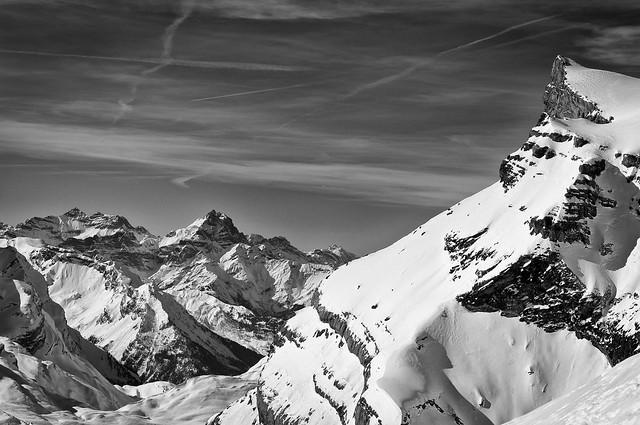 Le Dôme Glacier 3000
