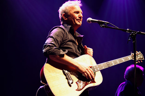 Kevin Costner @ Strathmore April 5th