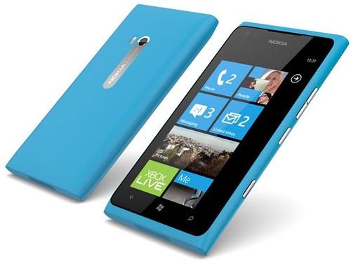 Nokia Lumia 900 DC-HSPA variant