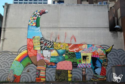 DMV Wall Melbourne