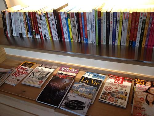 雜誌、書籍