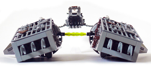 Zombie's Post-Apoc Podracer front