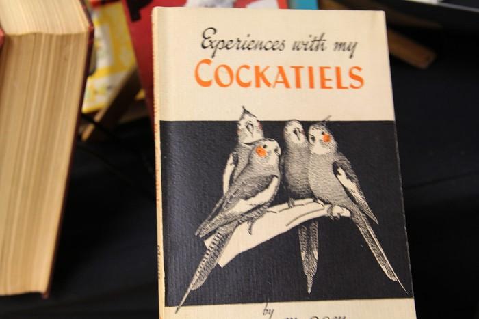 cockatielsbook