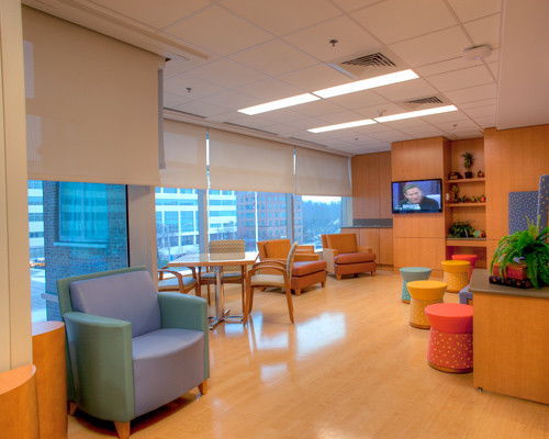 Inside the NEW Herman & Watler Samuelson Children's Hospital