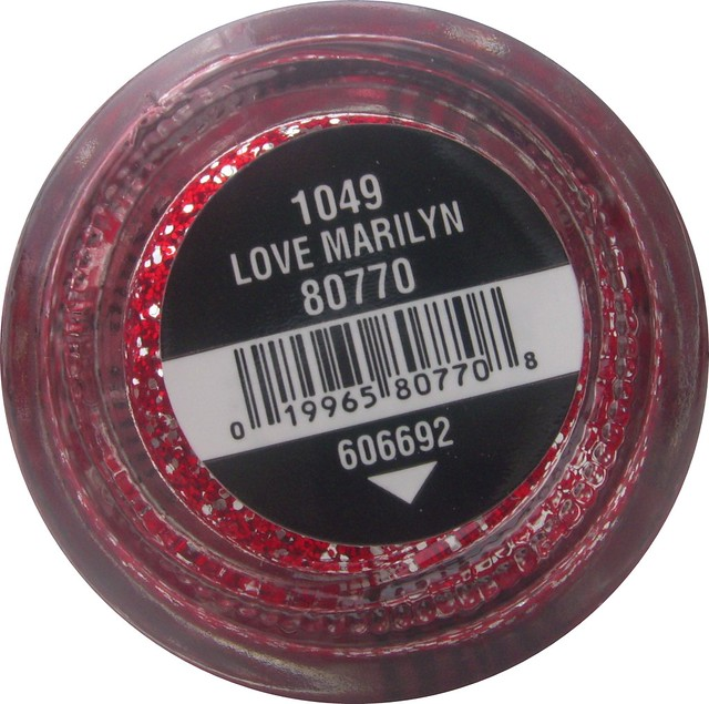 China Glaze Love Marilyn , Pacific Gabrini 31 (4)