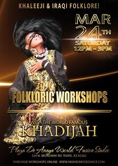 khadijah workshops