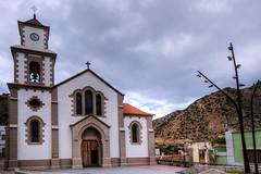 Vallehermoso - Iglesia San Juan Bautista
