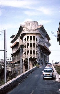 Hotel Belvédère du Rayon Vert - Cerbère {2001}