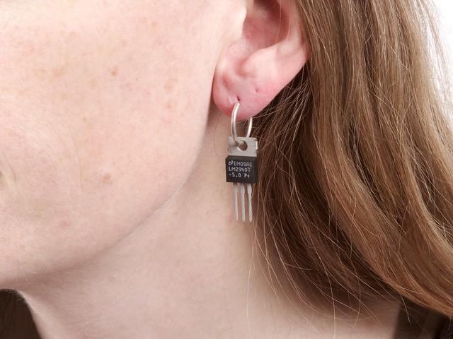 Chip Earrings 7