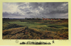 The 17th Hole, Royal St. George's Golf Club, Sandwich, Englsnd