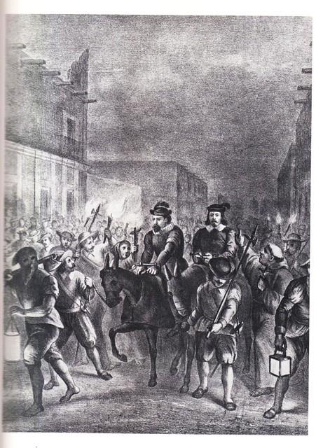 Hermanos Ávila conducidos al patíbulo, 1566   Flickr - Photo Sharing!