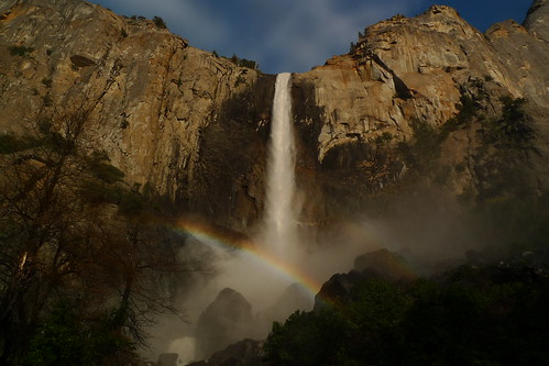 Bridalveil Fall - Yosemite National Park - California
