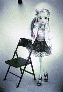 Monster High Frankie Custom