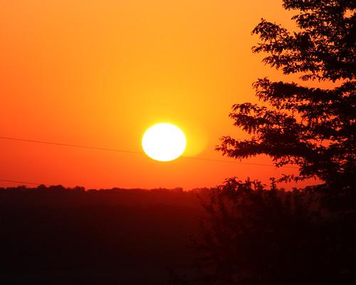 Another pretty Missouri Sunrise