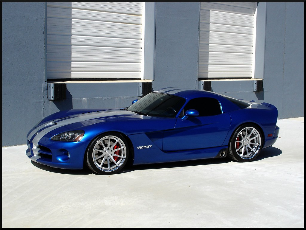 A few pics of my B/S Coupe - Viper Alley - Dodge Viper ... - photo#30