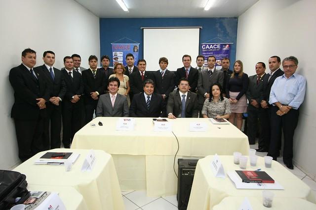 Colégio de Delegados da CAACE - Aracati