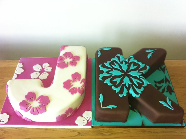 Images Of Cake With Letter S : letter cake - a gallery on Flickr