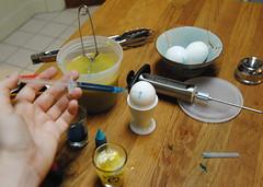 Eggs & Needles