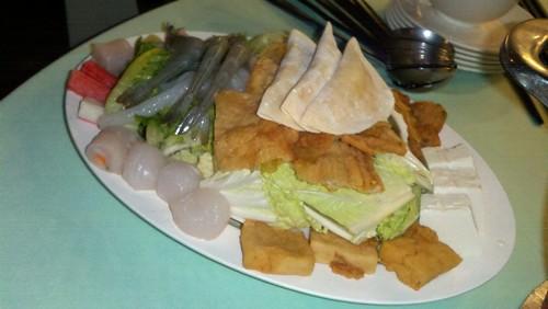 馬來西亞吃淋園粥火鍋2