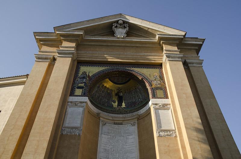Sancta Sanctorum - Rome