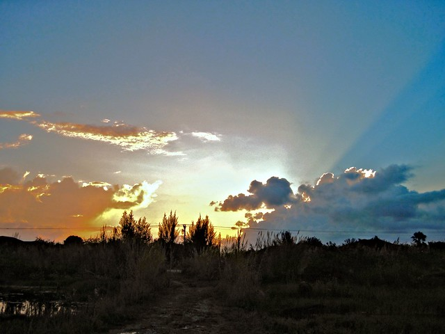 Sunrise HDR 20120316