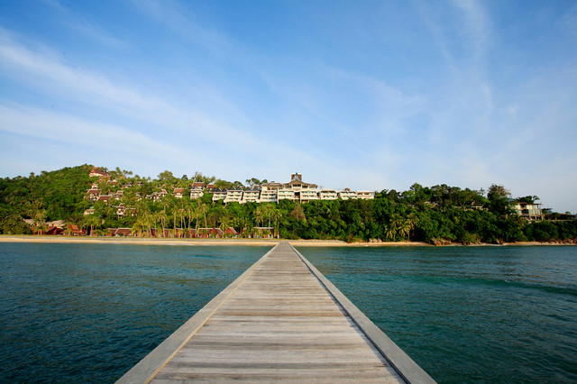 IC Samui Baan Taling Ngam - Resort View from Licensed Private Pier (2).jpg