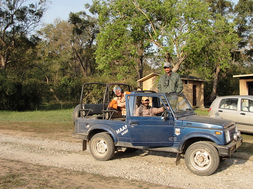 Jeep Safari with Guide