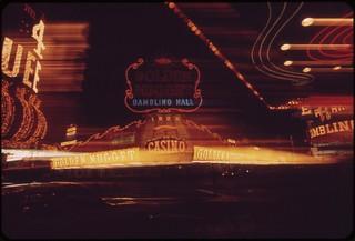 Night lights, May 1972