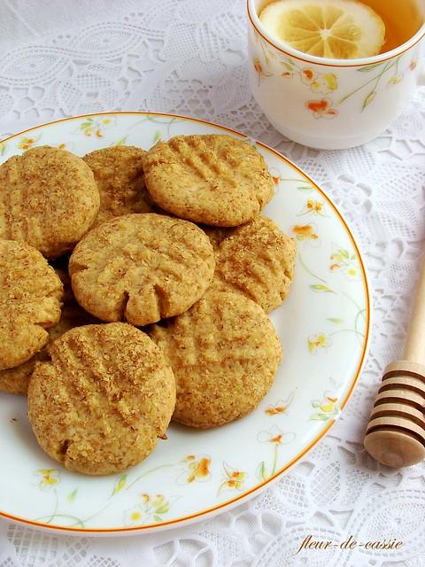 печенье медово-лимонное 3