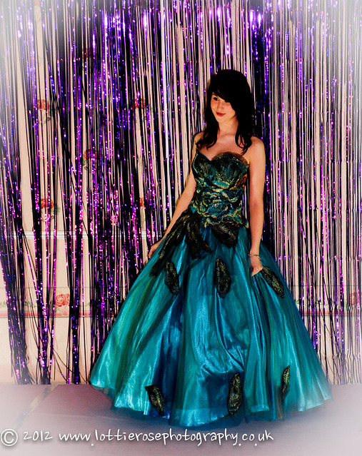 Flash Prom Dresses Peacock Raising 11