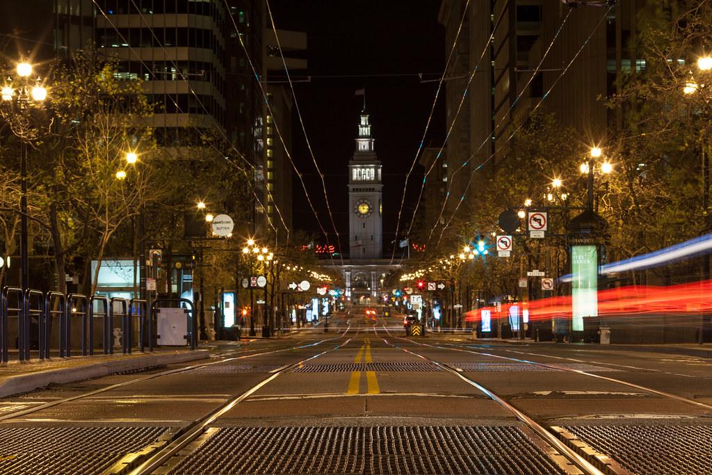 Market Street, 3AM