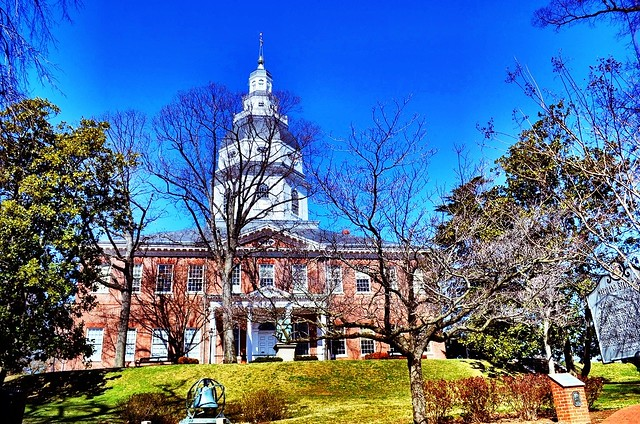 Maryland Capitol Building, Annapolis
