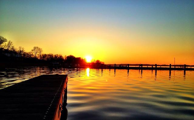 Fleesensee Sunset (3)