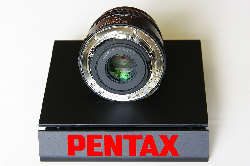 SMC PENTAX-DA 1:2.8 35mm Macro Limited