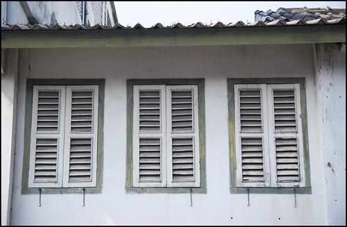 Old Phuket Shutters