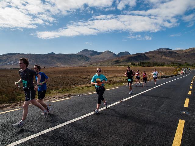 Connemara 2013 half marathon results