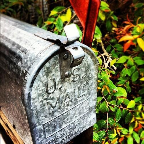Mail #photoadayapril