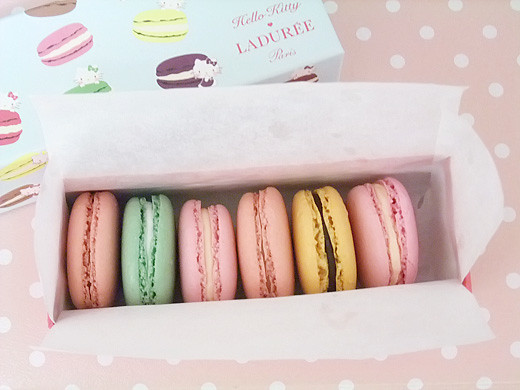 Laduree x Hello Kitty 2