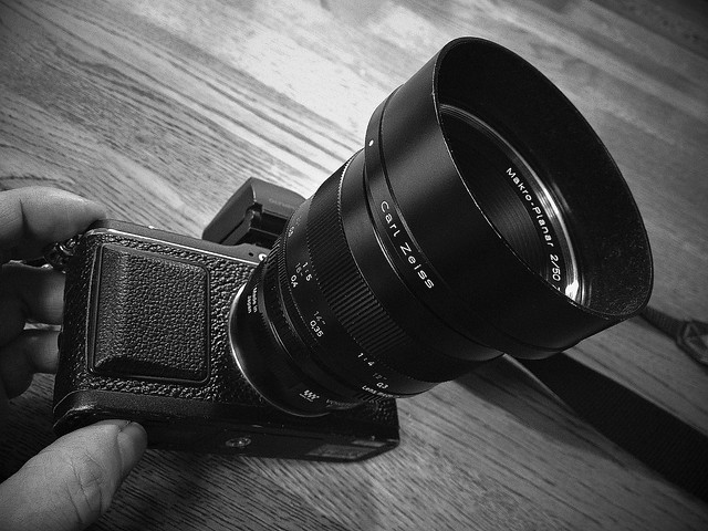 E-P2 with Zeiss