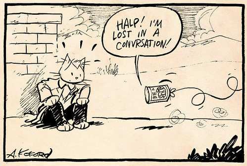 Laugh-Out-Loud Cats #1940 by Ape Lad