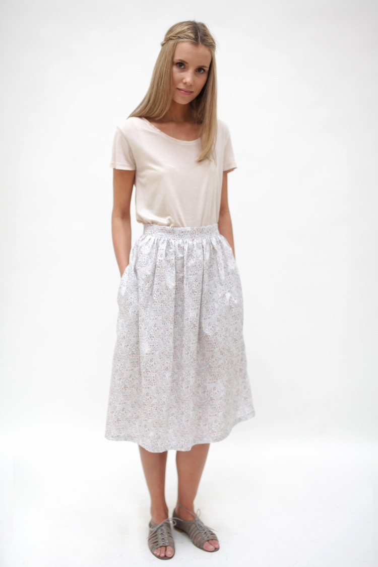 Hetty skirt