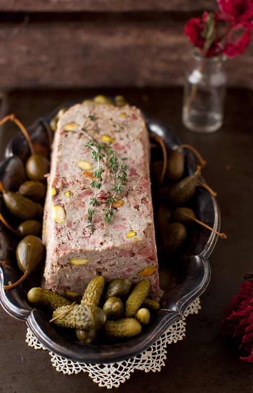 Country Pate Pistachios 3