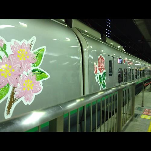 やっとこ東北新幹線乗ります
