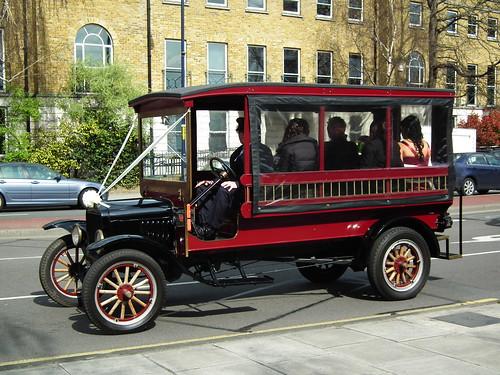 1914 Ford Model 'T' Charabanc
