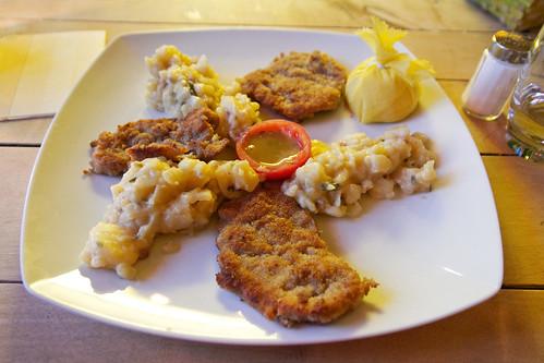 Bavarian Schnitzel