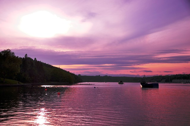 Dingle Sunset, Halifax, Nova Scotia