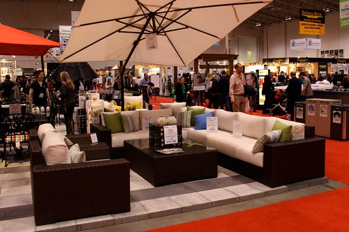 Sectional Outdoor Lounge Furniture