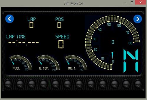 Sim Monitor 2