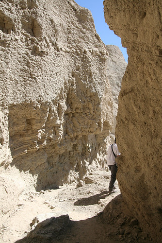 Arroyo Tapiado Mud Caves