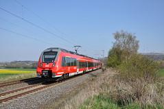 442 261 / DB Regio NRW // Eschweiler / März 2014